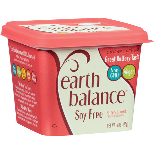 Earth Balance Soy Free Buttery Spread, 15 oz