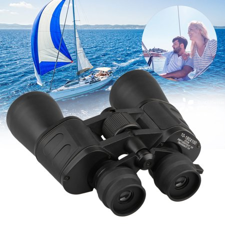 Quick Focus Binoculars, 180x100 Zoom Waterproof Wide Angle Telescope with Low Night Vision for Outdoor Traveling, Bird Watching, Great Present