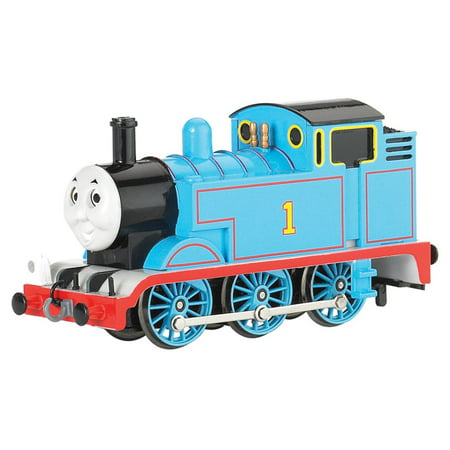 Bachmann Trains HO Scale Thomas & Friends Thomas The Tank Engine w/ Moving Eyes Locomotive Train