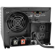 Tripp Lite 1250W APS 12VDC 120V Inverter / Charger w/ Auto Transfer Switching ATS 2 Outlets 5-15R