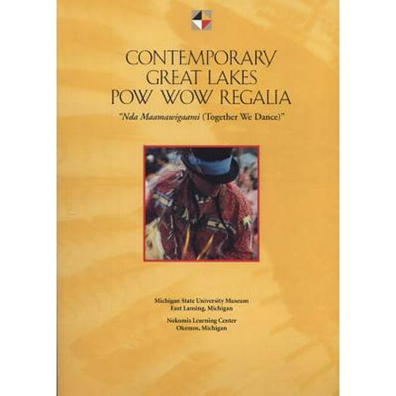 Contemporary Great Lakes Pow Wow Regalia : Nda Maamawigaami (Together We  Dance)