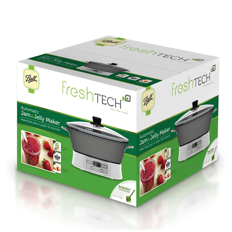 Ball Freshtech Automatic Jam Jelly Maker Walmart Com Walmart Com