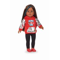 "My Life As 18"" Poseable Vlogger Doll, African American"