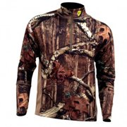 Men's Next to Skin 2.5 Base Layer Scent Control Shirt with Trinity ScentBlocker, Available in Multiple Sizes