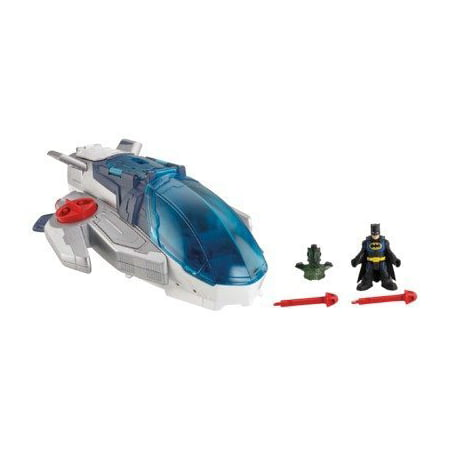 Fisher Price Imaginext Justice League Javelin   Batman