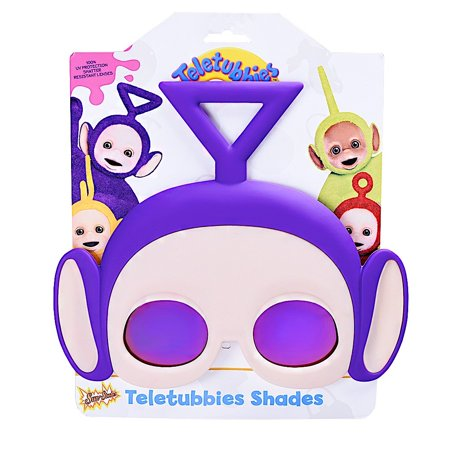 Party Costumes - Sun-Staches - Teletubbies Tinky Purple  - Laa Laa Teletubbies Costume