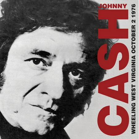 Johnny Cash   Wheeling West Virginia October 2 1976  Cd