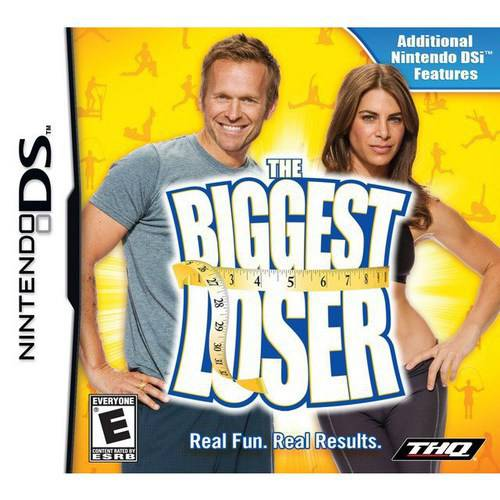 Biggest Loser (DS) Used by Webfoot Technologies