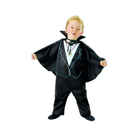 Dracula Pajama Infant/Toddler Costume](Kids Dracula Costumes)