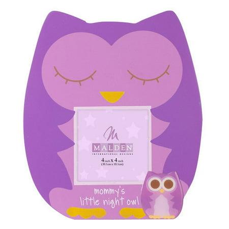 Malden Owl Picture Frame - Walmart.com