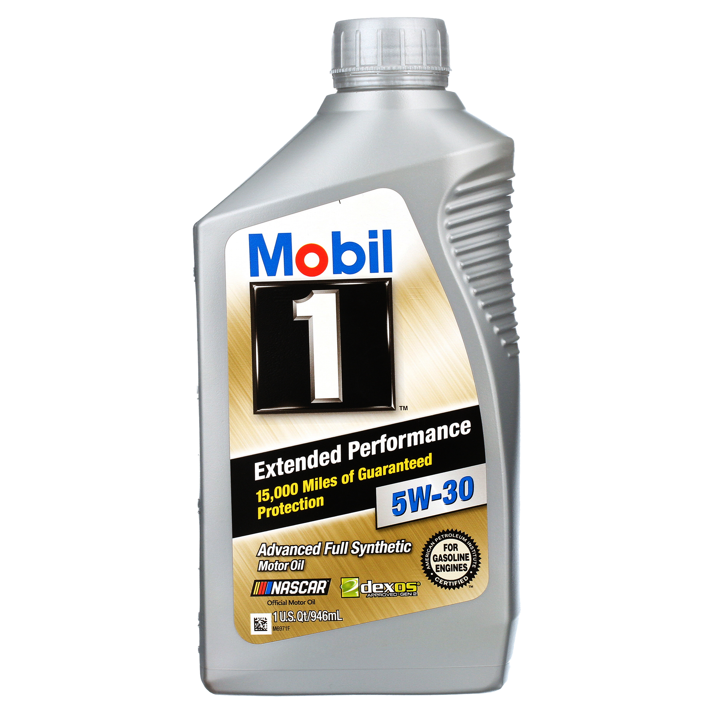 Mobil 1 Extended Performance Full Synthetic Motor Oil 5w 30 1 Quart Walmart Com Walmart Com