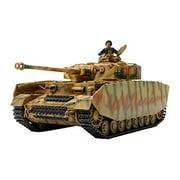 Tamiya TAM32584 0.0208German Panzer IV Ausf.H Model Kit