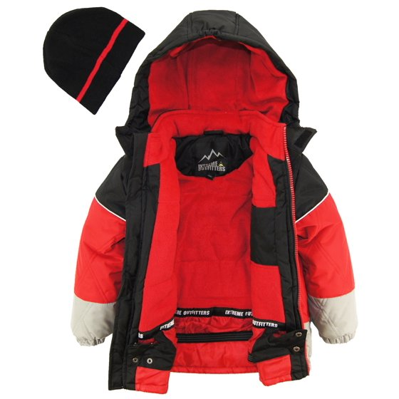00ee1d48ca45 iXtreme - Ixtreme Little Boys Down Alternative Heavy Skiing Snowsuit ...