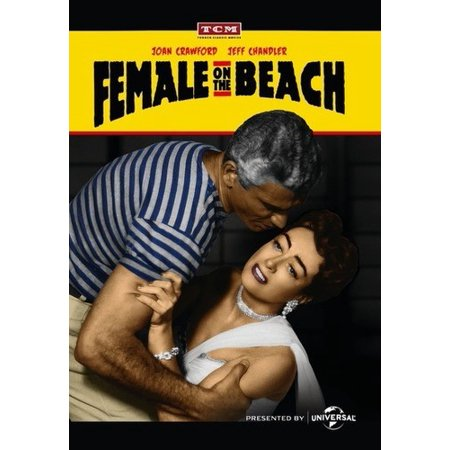 Top Female Movie Characters (Female On The Beach (DVD))