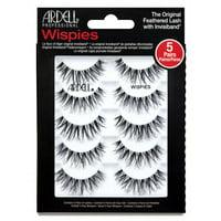 Ardell Wispies False Eyelashes, 5 pairs