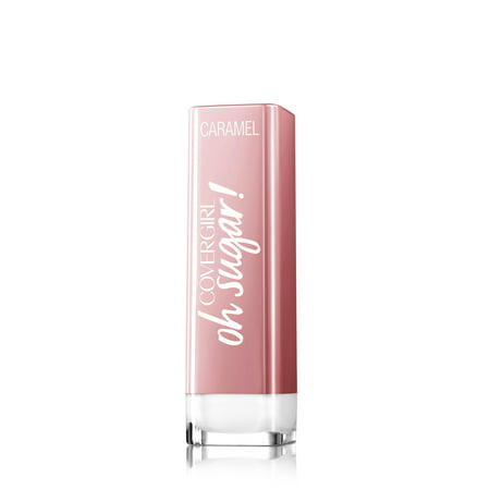 COVERGIRL Colorlicious Oh Sugar! Vitamin Infused Lip Balm, Caramel, 0.12 oz (3.5