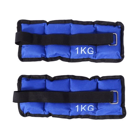 Estink Wrist and Ankle Weights,Fully Adjustable Strap Weight for Arm Hand Leg Best for Walking Jogging Gymnastics