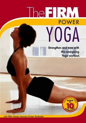 The Firm: Power Yoga ( (DVD)) by The Firm
