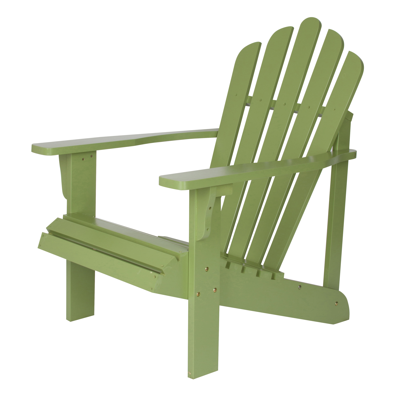 Shine Company Westport Adirondack Chair - Leap Frog