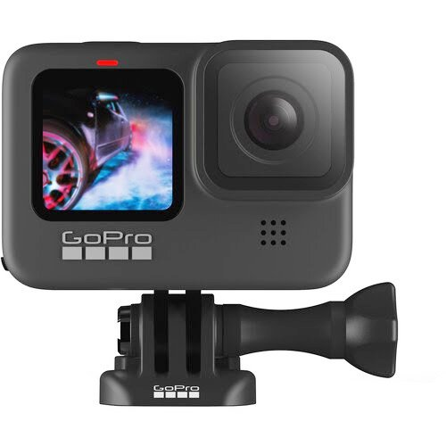 New GoPro HERO9