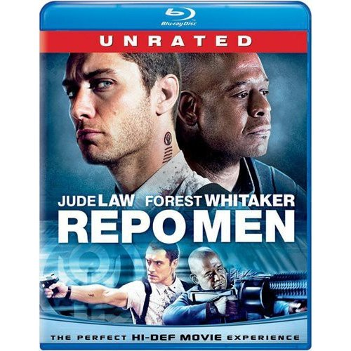 Repo Men (Unrated/Rated) (Blu-ray) (Widescreen)