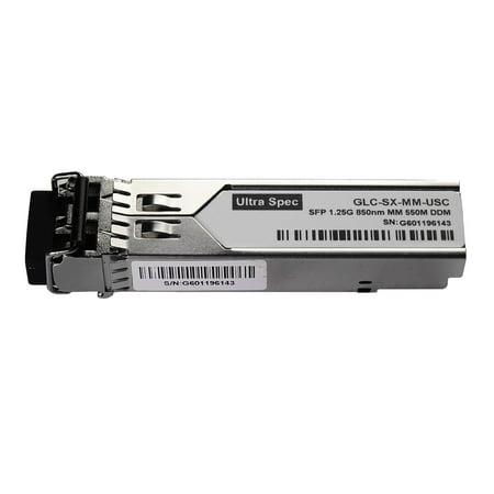 Glc Sx Mm 1000base Sx Sfp Fiber Lc Mini Gbic Cisco