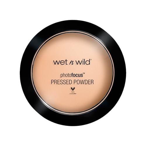 (3 Pack) WET N WILD Photo Focus Pressed Powder - Warm Beige
