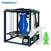 TRONXY X5SA PRO High 3D Printer DIY Kit Self Assembly Large Printing Size 330*330*400mm Support Auto Leveling Filament Run-out Detection Power-off Resume Print