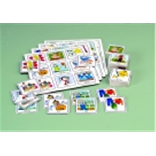 Childcraft Science Lotto Matching And Memory Games - Grades Pre-K To K, Set 4
