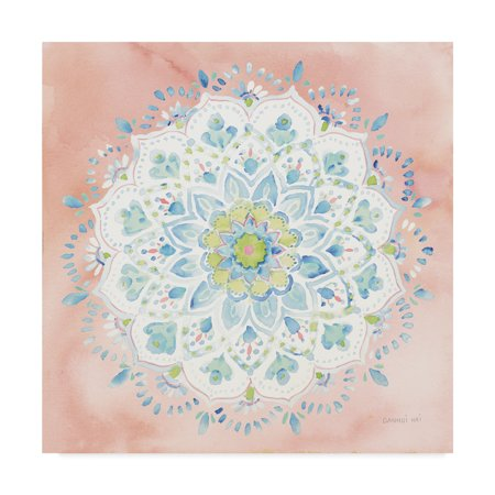 - Trademark Fine Art 'Jaipur V' Canvas Art by Danhui Nai