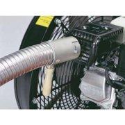 RAMFAN GF7110-GZ Exhaust Diverter, Honda GX200, Gray G1875049
