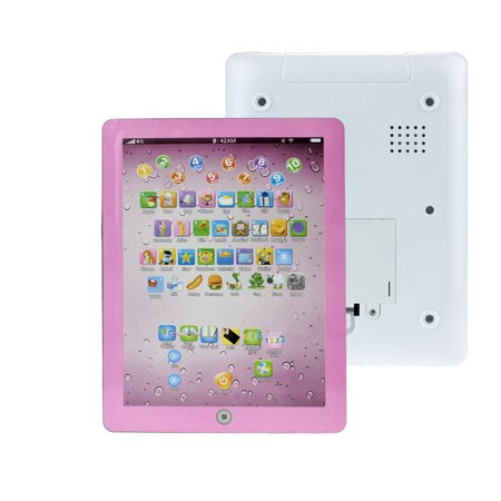 Womail® Child Touch Type Computer Tablet English Learning Study Machine Toy](Learning Toys)