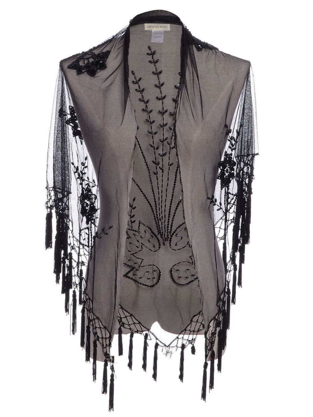 BrownBlack Kashmiri Embroidery scarfgifts for herspring wedding accessoriesBridesmaid wrapsMother\u2019s DayEid gifts