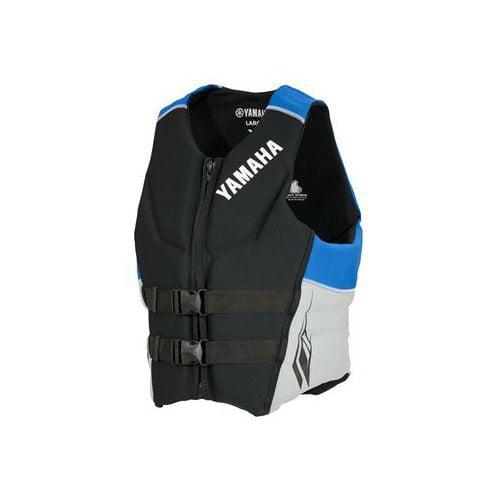 Oem Yamaha Waverunner Neoprene Adult Life Jacket Vest Pfd Walmart Com