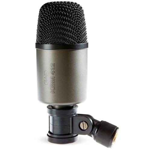 CAD KBM412 Bass and Kick Drum Microphone by CAD