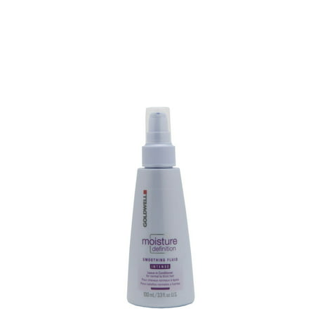 Goldwell Moisture Definition Smoothing Fluid Intense Leave-In Conditioner for Normal to Thick Hair 3.3 (Goldwell Color Definition Leave)