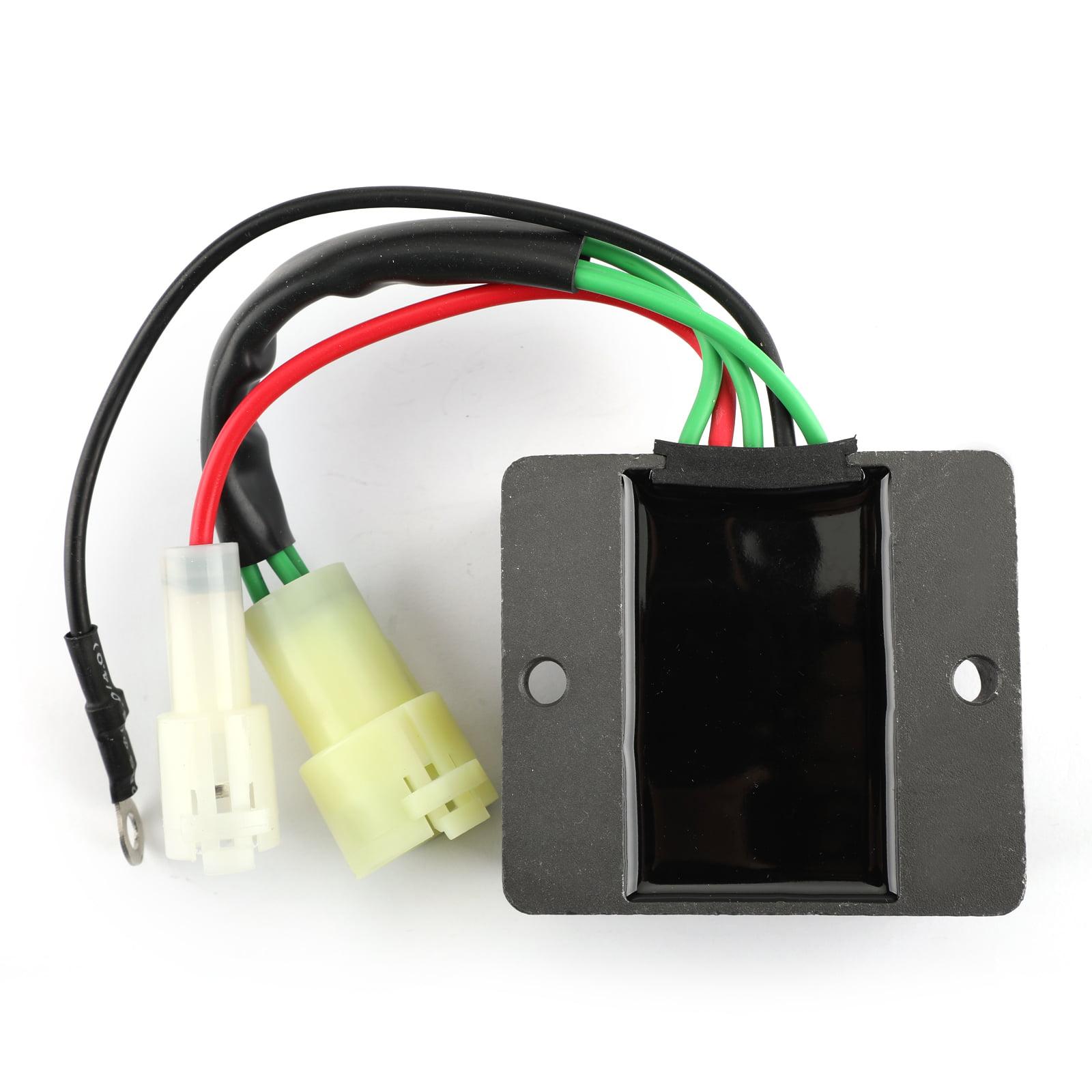 6R3-81960-10-00 Yamaha 115-225 Hp Voltage Regulator 197-0001