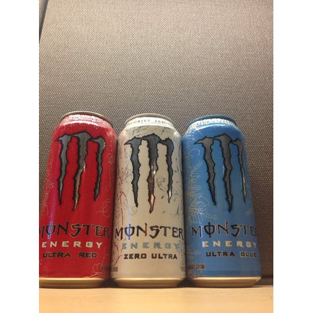 Laminated Poster Beverage Drink Monster Energy Drink Energy Healthy Poster Print 24 X 36