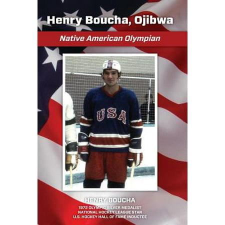 Henry Boucha Ojibwa Native American Olympian Henry Boucha