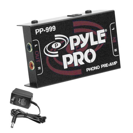 Pylepro   Pp999   Phono Turntable Pre Amplifier