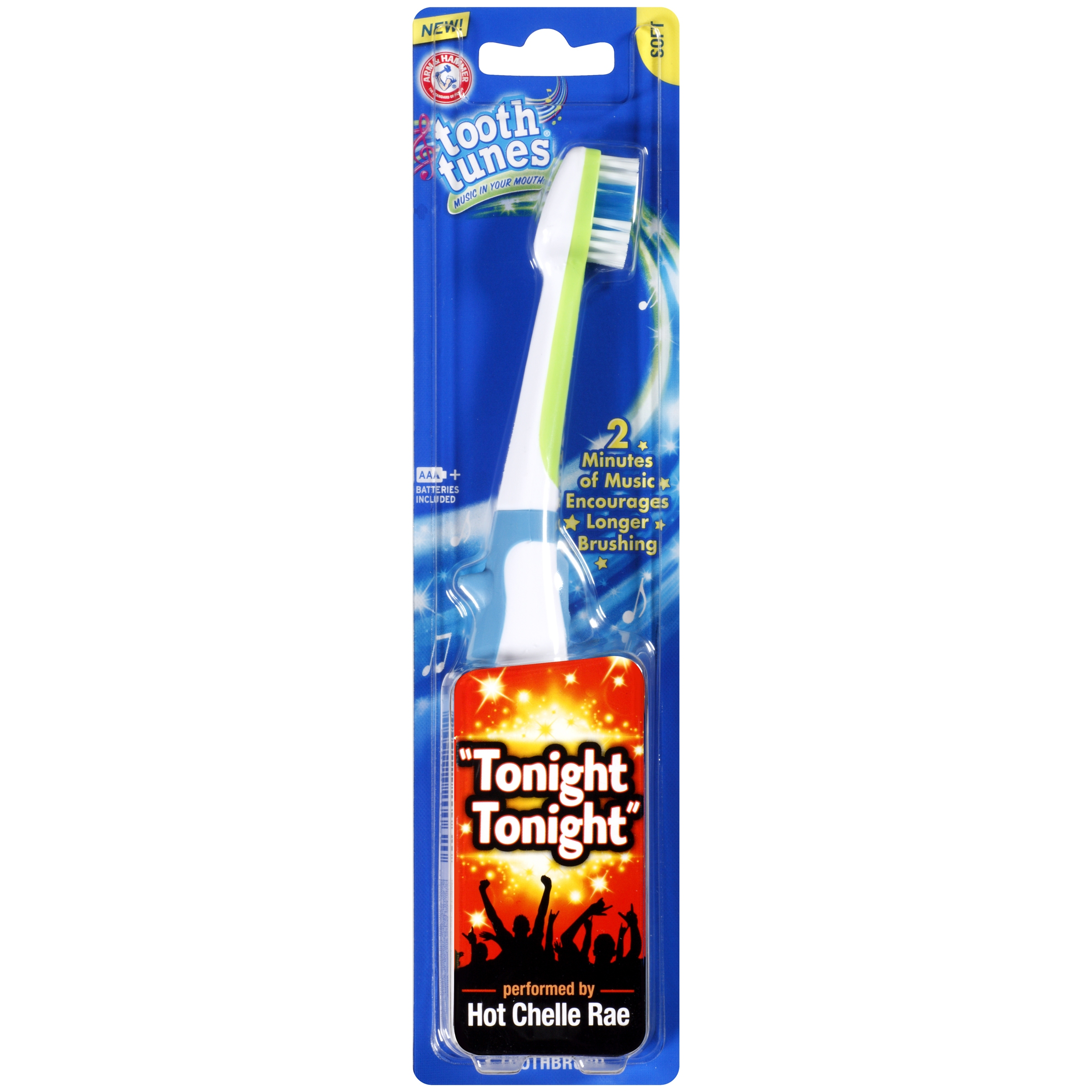 Arm & Hammer™ Tooth Tunes™ Soft Toothbrush