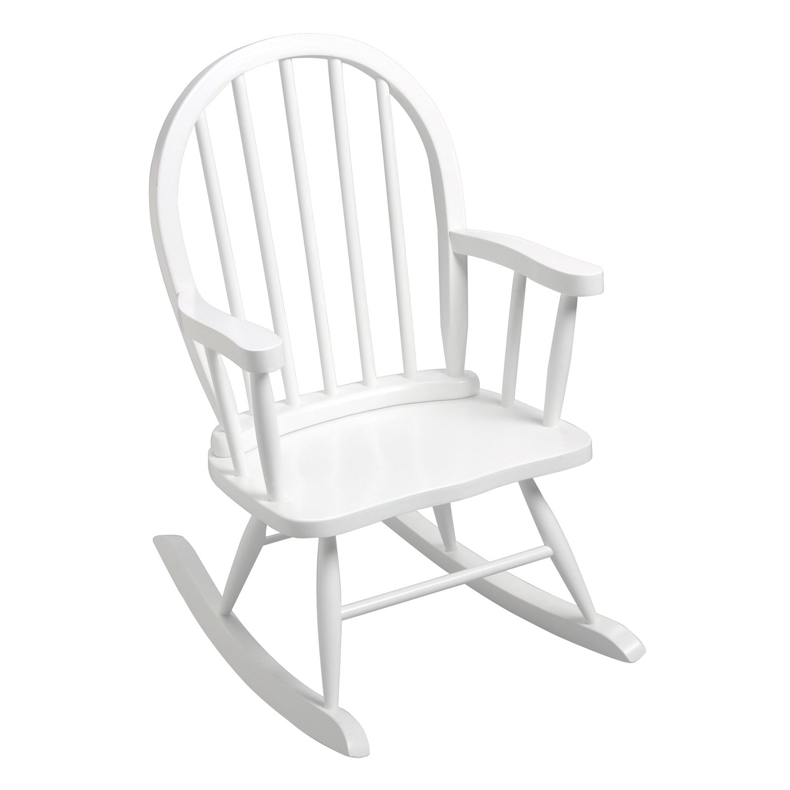 Gift Mark Windsor Childrens 3600 Rocking Chair White by Gift Mark