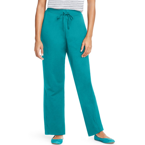 Just My Size by Hanes Women's Plus-Size French Terry Pants