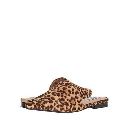 548befa45b7 Steve Madden - Steve Madden TRACE-L Women s Pointy Toe Slip On Suede Mules  - Walmart.com