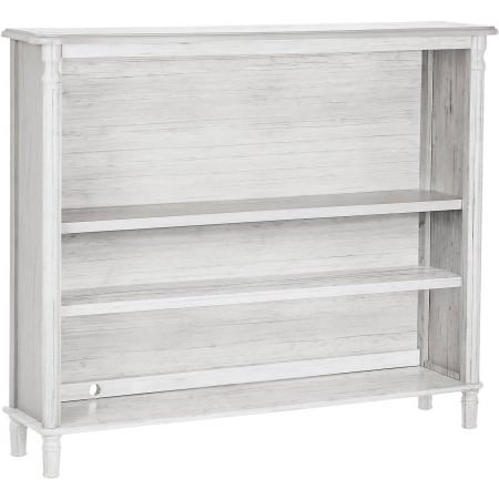 Evolur Julienne Hutch - Antique Gray Mist