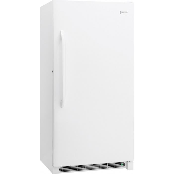 FFFH17F4QW 34 Upright Freezer with 16.63 cu. ft. Capacity  4 Wire Shelves  2 SpaceWise