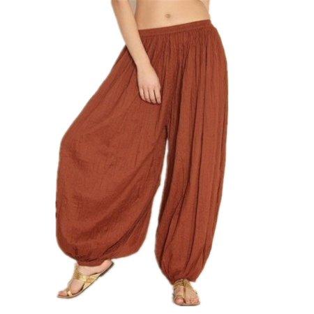 Elastic Waist Women Loose Casual Harem Pants ()
