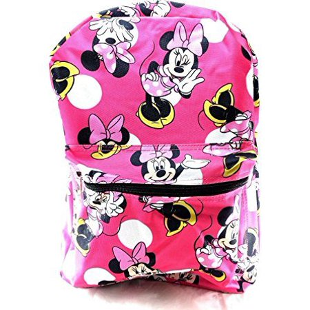 Minnie Mouse Black Allover Print 16