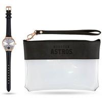Houston Astros Sparo Women's Watch & Wallet Gift Set - No Size