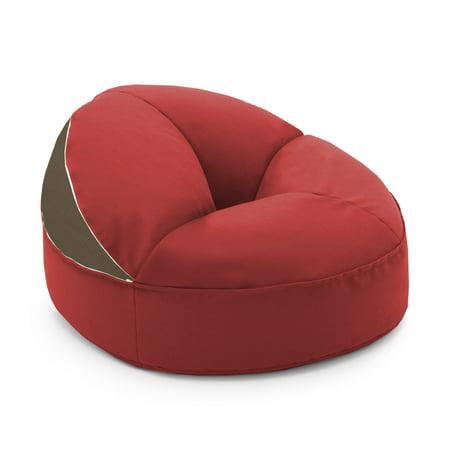 Astounding Beansack Big Joe 3 In 1 Zip It Donut Outdoor Indoor Bean Inzonedesignstudio Interior Chair Design Inzonedesignstudiocom